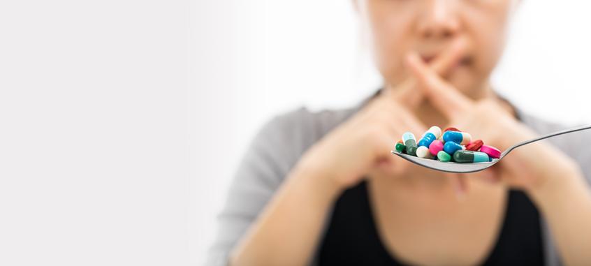 Avoid Unnecessary Antibiotics