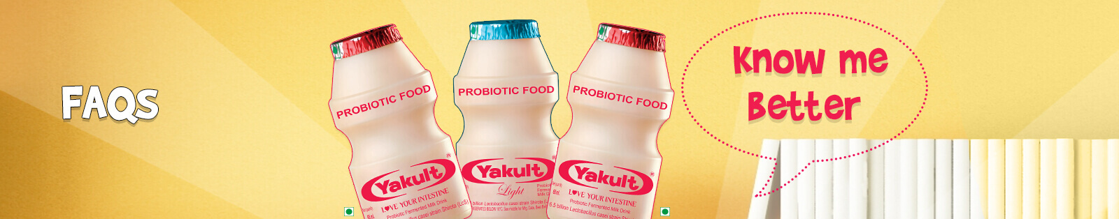 Yakult Probiotic Health