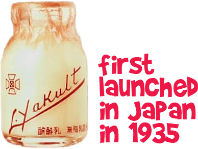 yakult launch japan