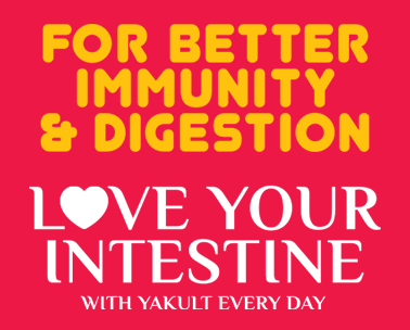 Watch our new TV advertisement Love Your Intestine