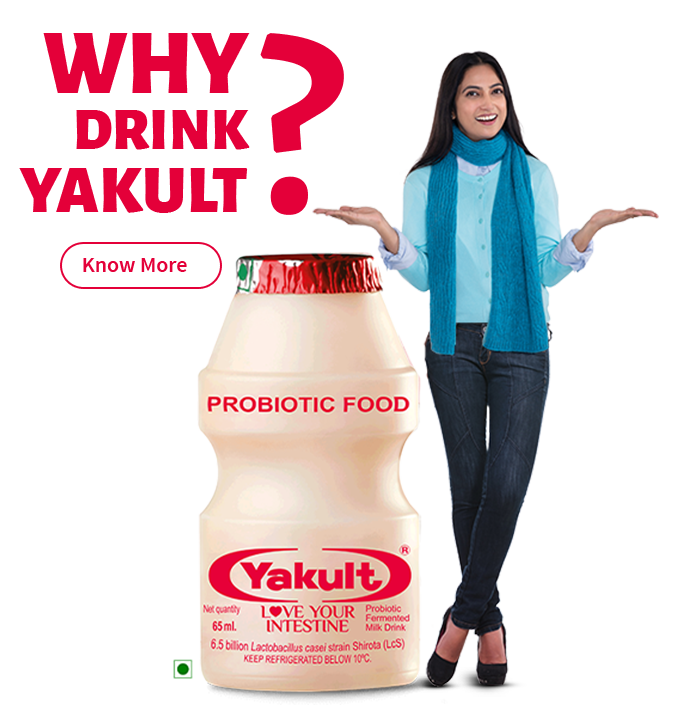 why drink yakult