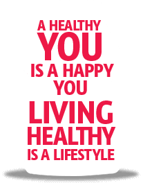 Living Healthy is a Lifestyle